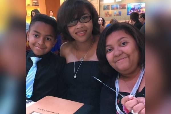 Chandra Wilson's children