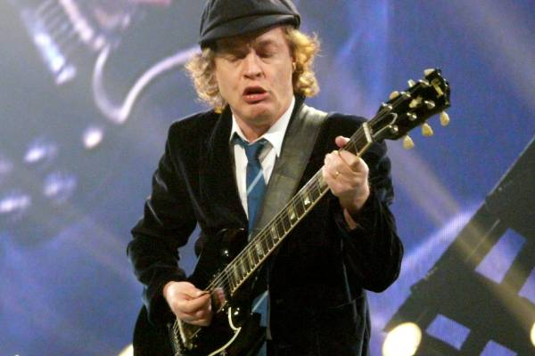 Angus Young's Net Worth