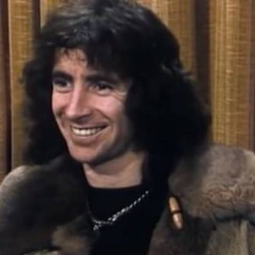 How Much Was Bon Scott's Net Worth During The Time Of His Demise?