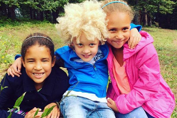 Byron Allen's children, Chloe Ava Allen, Lucas Byron Allen, Olivia Rose Allen