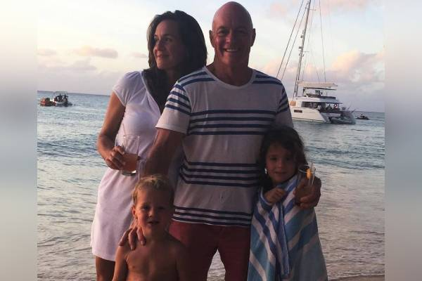 Katie Hopkins's Ex-husband, Damian McKinney