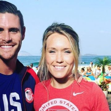 Meet Olympic Diver David Boudia's Wife Sonnie Brand – Proud Parents Of Three