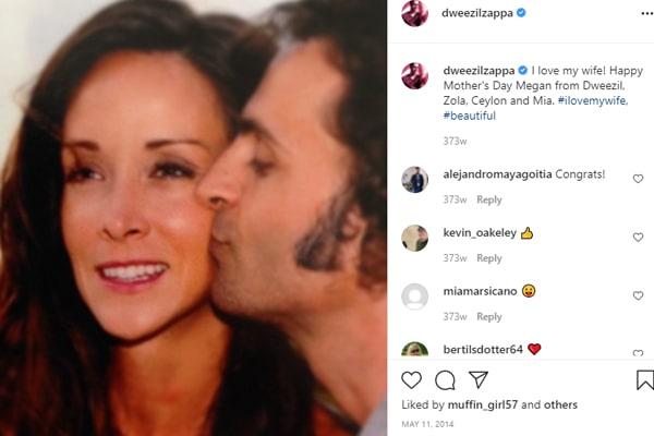 Dweezil Zappa's Wife Megan Marsicano