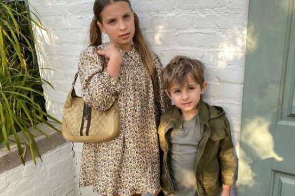 Shana Muldoon and Ahmet Zappa's daughter, Halo Violetta Zappa