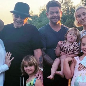 Look At How Jack Osbourne's Children Are Growing Up