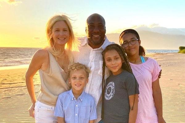 Byron Allen wife, Jennifer Lucas