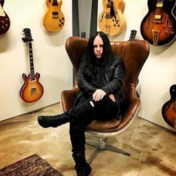 Joey Jordison – Late Musician's Net Worth And Love Life/Girlfriend