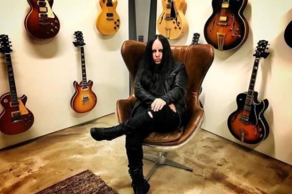Joey Jordison's Net Worth