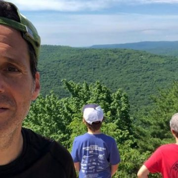 Take A Look At How John Berman's Children Are Growing Up
