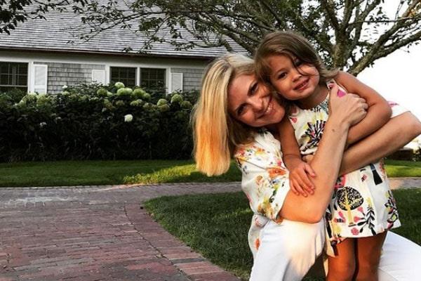 Kate Bolduan's daughter, Cecelia Eve Gershenson