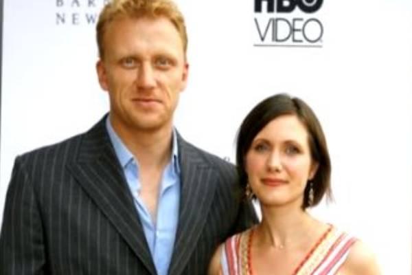 Kevin McKidd's Former Wife Jane Parker