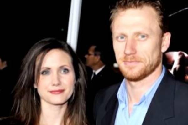 Kevin McKidd's ex-wife