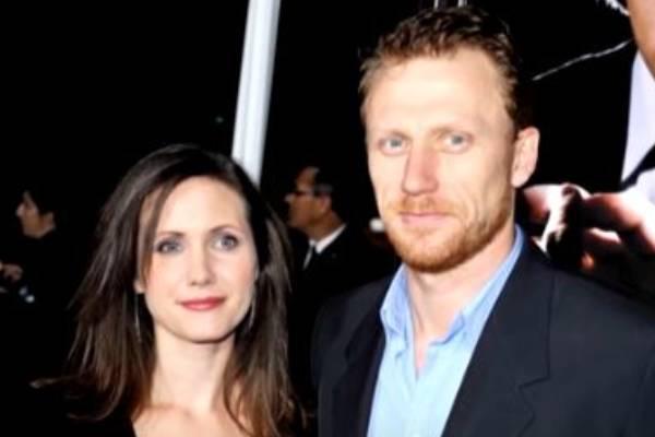 Kevin McKidd's Ex-Wife Jane Parker