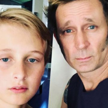 Meet Brixton Michael – Photos Of Mike Dirnt's Son With Brittney Cade