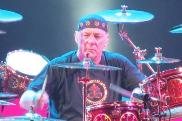Neil Peart's Daughter, Olivia Louise Peart