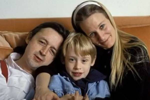 Macaulay Kulkin's Mother Patricia Brentrup