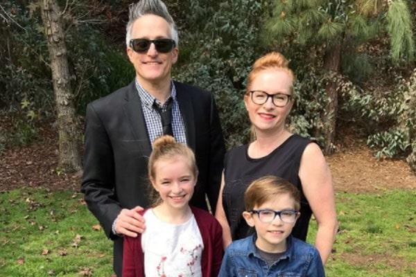 Richard Patrick's children, Sloan Luella Patrick, Ridley Patrick