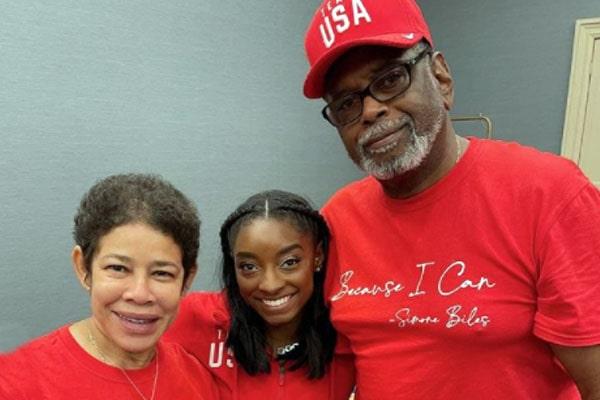 Simone Biles parents, Ronald 'Ron' Biles, Nellie Ceytano Biles
