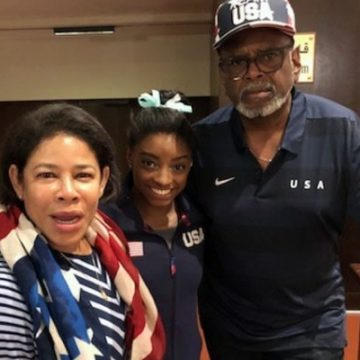 Meet Both Of Simone Biles' Parents – Must Be Proud Of Their Daughter's Achievements