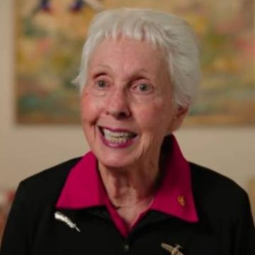 Meet Wally Funk – Oldest Person To Go To Space With Jeff Bezos. Did Wally Break The Record Of John Glenn?