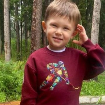 Meet Sergei Ovechkin – Photos Of Alexander Ovechkin's Son With His Wife