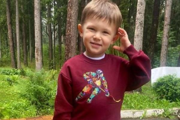 Alexander Ovechkin's Son Sergei Ovechkin
