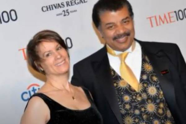 Neil deGrasse Tyson's Wife, Alice Young