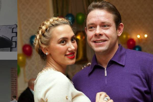 Pavel Bure's Wife Alina Khasanova