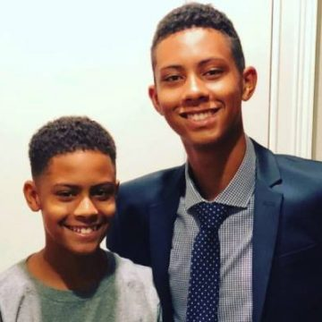 Meet Alonso Parker And Julian Parker – See How Anthony Parker's Children Are Growing Up