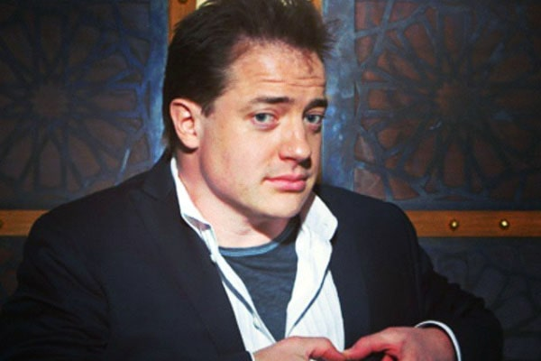 Brendan Fraser's son, Holden Fletcher Fraser