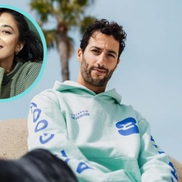 Who Is Rumoured-to-be Current Daniel Ricciardo's Girlfriend, Jessica Gomes?