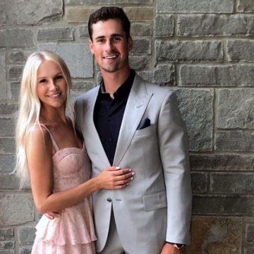 Kenzy Wolfe, Is She Still Dylan Larkin's Girlfriend?