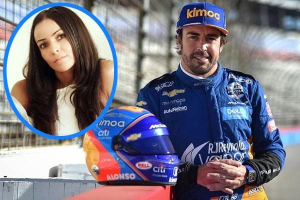 Fernando Alonso and Raquel del Rosario Marriage And Divorce