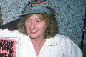 George R R Martin's Wife, Parris McBride