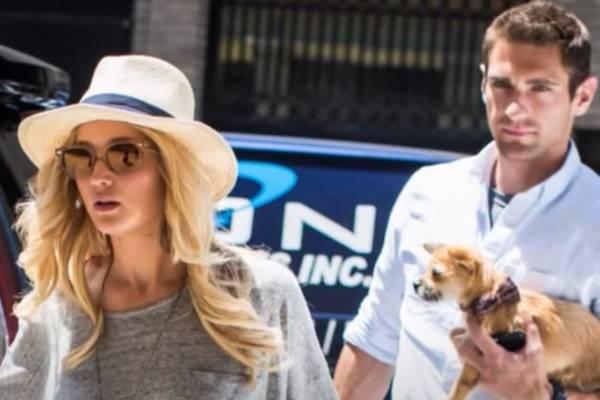 Jennifer Lawrence's Bodyguard Greg Lenz