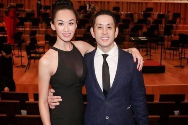 Joe Hahn's Wife Heidi Woan