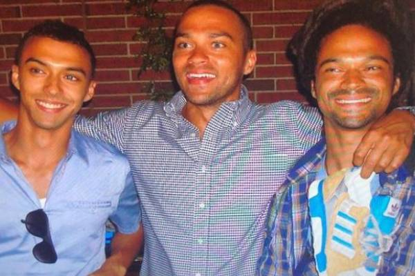 Jesse Williams's Brothers, Coire Williams And Matt Williams