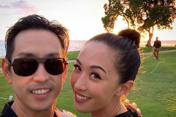 Joe Hahn's Ex-Wife Karen Denedit, Joe Hahn Wife, Heidi Woan