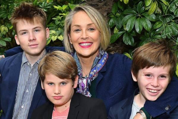 Sharon Stone's Son Laird Vonne Stone