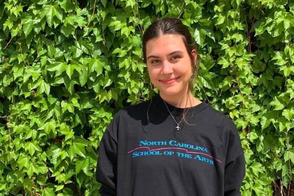 Mat Hoffman's daughter Gianna Hoffman