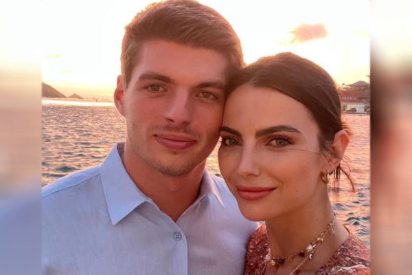 Max Verstappen and Kelly Piquet Relationship