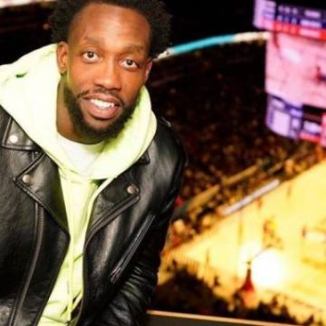 Father Of Four Already, Find Out Who Patrick Beverley's Wife Is