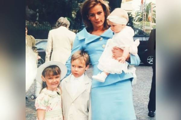 Princess Stephanie's Daughter Pauline Ducruet