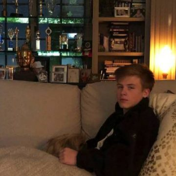 See How Phil Bronstein's Son Roan Joseph Bronstein Has Grown Up, In His Early 20s