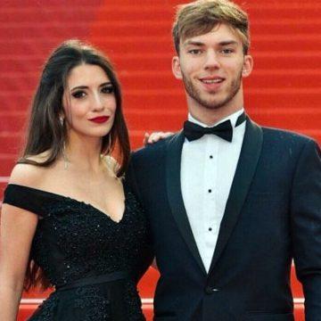 Pierre Gasly's Girlfriend Caterina Masetti Zannini – How Did It Begin For The Couple?