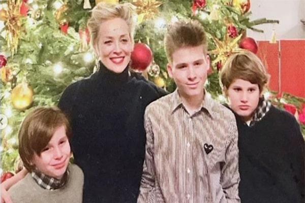 Sharon Stone's Children