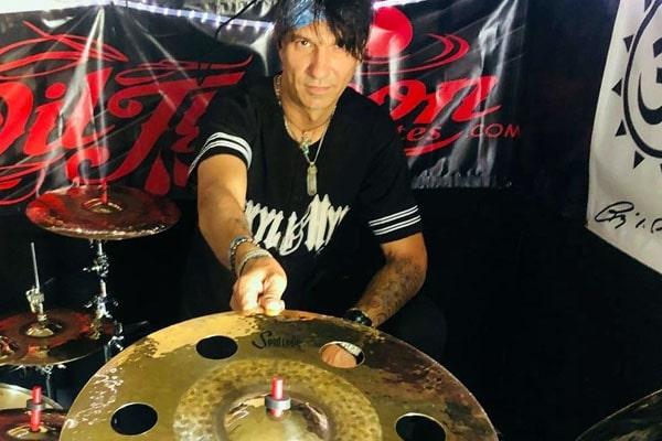 Green Day's former drummer, Raj Punjabi