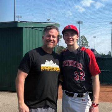 Andrew Casey – Photos Of Sean Casey's Son With Mandi Casey