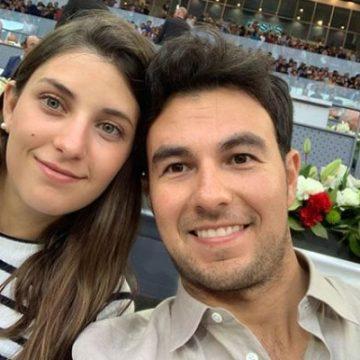 Sergio Pérez's Wife Carola Martinez – Proud Parents And A Loving Couple