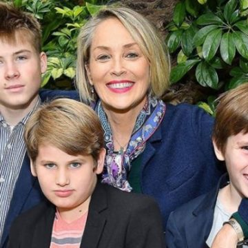 Facts About Sharon Stone's Son Quinn Kelly Stone